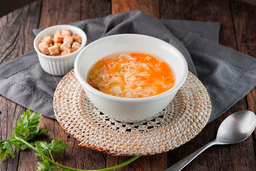 Sopa de Canja de Galinha