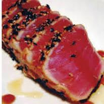 Sashimi Atum na Crosta 4 und