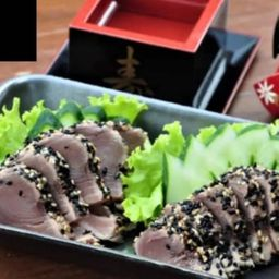 Sashimi de Atum Toast - 10 Fatias