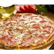Pizza de Lombinho Especial