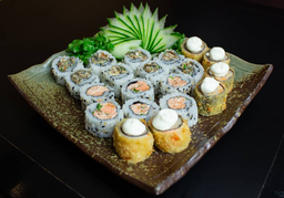 Combo kotay (3 ) 20 peças sushi fritos
