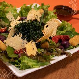 Salada Delícia de Queijo