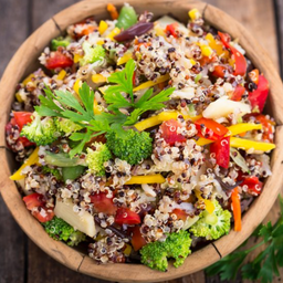 a Quinoa Super Food