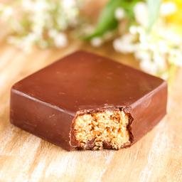 Bombom de Paçoca com Chocolate - 80g
