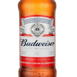 Cerveja 600ml Budweiser