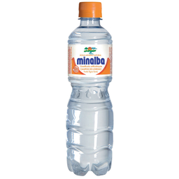 Água mineral com gás Minalba