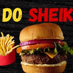 Hambúrguer do Shaike