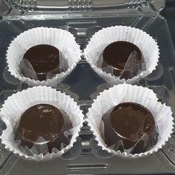 Quindim de Chocolate
