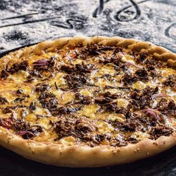 Pizza Nordestina - 8 Fatias