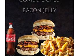 #3 Combo Duplo Casal Bacon Jelly