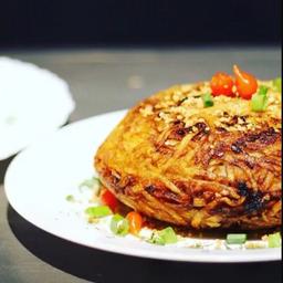 Batata Rosti Vegan