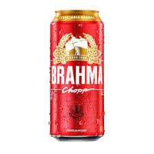 Combo 6 latões de Brahma 473ml