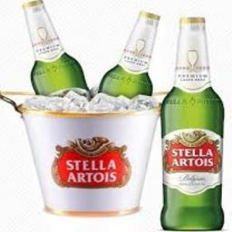 Cerveja stella artois lager beer 550 ml