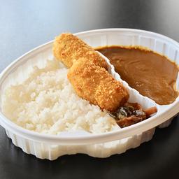 Curry com Cream Croquete(クリームコロッケカレー)