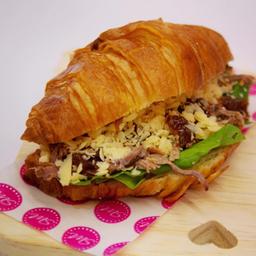Sanduíche Pulled Pork