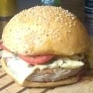 Camburi Burger Vegano