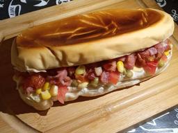 Dog Bacon Prensado