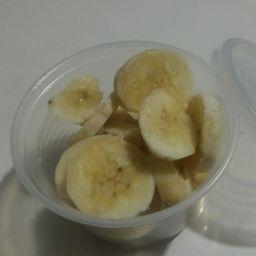 Banana Cubos 70g