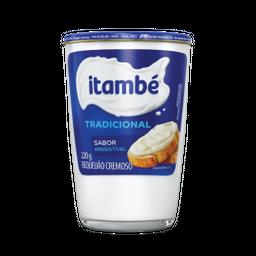 Requeijão tradicional itambé 220 gramas