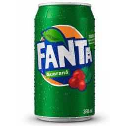 Fanta guaraná lata