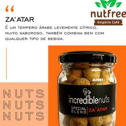 Incredible Nuts 120g - Za'atar