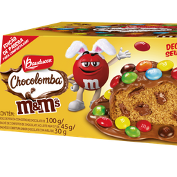 CHOCOLOMBA BAUDUCCO M&M