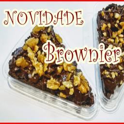 Brownie Novidade Gostosa