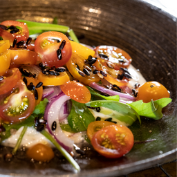 Salada de Tomates Frescos