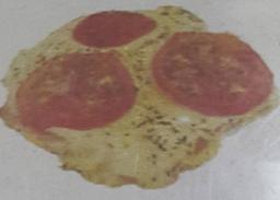 Pizza nóbrega mussarela