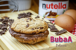 Sandwich Cookie Nutella - 185g