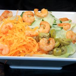 Salada China Lins de Camarão