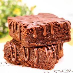 Brownie sem Açúcar e Low Carb - 40g