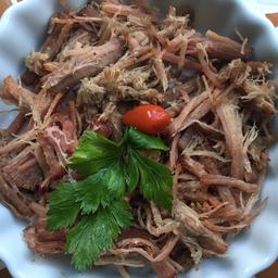 Porção Extra de Carne Desfiada - 80g