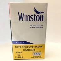 Winston azul _box