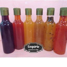 Molhos Agridoce Picante Variados 250 ml