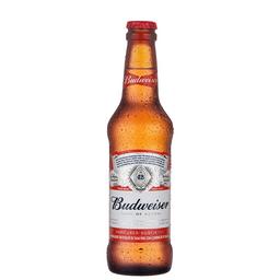 Cerveja Budweiser - Longneck 330ml