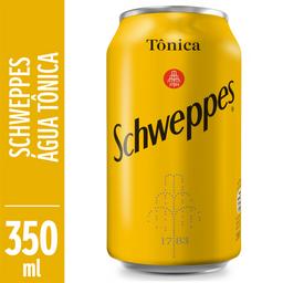 Água Tônica Schweppes 350ml