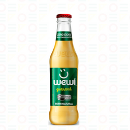 Refrigerante Natural Wewi Guaraná 255ml