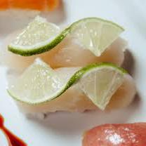 Sushi  Peixe Branco 4 und