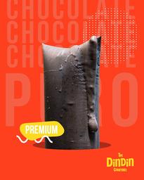 Dindin de chocolate premium