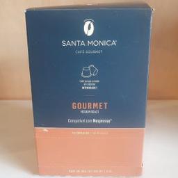 Café Em Cápsula Santa Monica