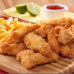 Combo Chicken Crispy Box Burguer