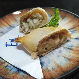 Empanada de palmito - congelada