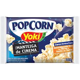 Pipoca Manteiga De Cinema