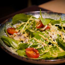 Salada de Cogumelo