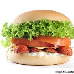 Hambúrguer X Dog