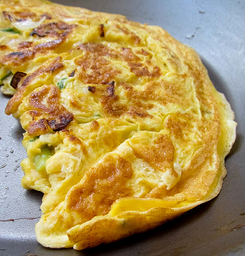 Comercial Omelete