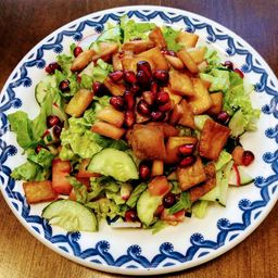 Meia salada fatuche