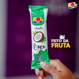 Picolé Leite Coco
