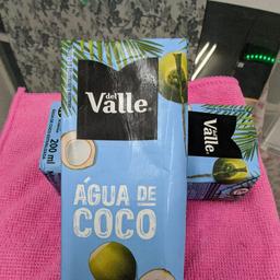 Agua de Coco Dell Vale 200 ml